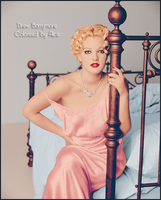 Colorize Drew Barrymore by Giraffina