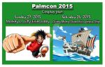 My plan for Palmcon 2015 this weekend by BigJaa
