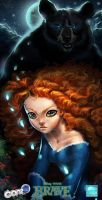 RedHEAD by dr-conz