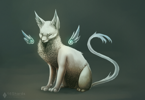 Kitty by 16Shards