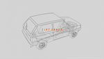 Fiat Panda by AeroDesign94