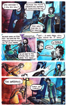 Seasons of Fear - Because of the hatstand by JohannesVIII