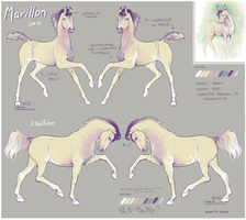 Marillon Reference (with base) by fralea