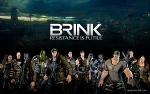 Brink Wallpaper by Treybacca