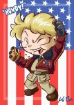 Hetalia America Art Card by kevinbolk