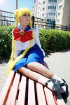 Usagi Tsukino Cosplay 10 by Damian-Damian