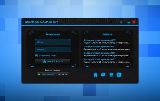 Minecraft Launcher by sg2142