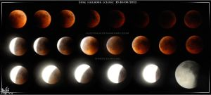 Fullmoon eclipse 2011 by Lucithea