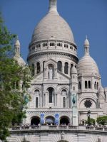 Monmartre Cathedral by ArtisticPow16