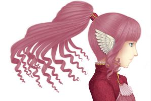 AB7: Pink by LauraSan
