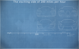 200MPH Blueprint by BlaydeXi