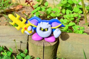 Meta Knight Clay Tutorial by CraftDragons