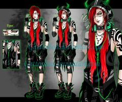 MALE  ADOPT 55[ Auction ] [ CLOSED ] by gattoshou