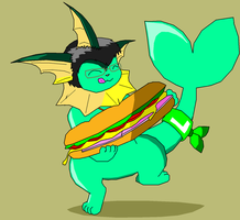 I luv sandwiches by Luigirocks84