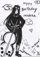 Madara 32 by NakagoinKuto