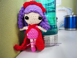 Lalaloopsy Crochet - Hey There by azirahl