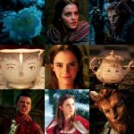 Beauty and the Beast 2017 Icons by josephinedisney