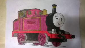 FC: Floretta the Tank Engine by cooleevee759