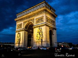 Paris4 by Umeer