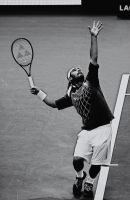 Marcos Baghdatis serving by BaciuC