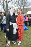 Japanese Festival,Dressed In Traditional Kimonos2 by Miss-Tbones