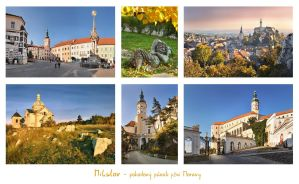 - Postcard from Mikulov - by UNexperienced