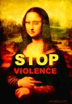 Stop violence by maxxparis