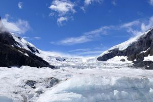 The Athabasca Glacier by MisterKrababbel