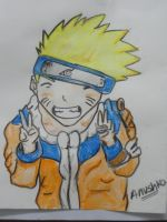 Naruto lol stupid art by ichigo4i