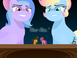 Now Kiss by TrebleSketchOfficial