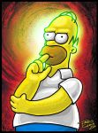 Homer by Francisgenois