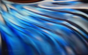 on a blue wave by alizee13