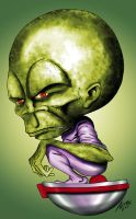 The Mekon by allistermac