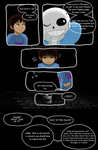 but somebody came - Page 04 [Undertale] by Musapan