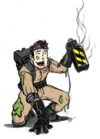 ghostbuster glee by Pagz