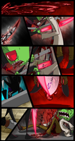 BS Round 4: Zero and Cyshkil VS Enforcer Page 37 by TheCau