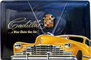 Classic Cadillac Advertisment by someoneabletofindana