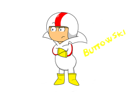 Kick Buttowski by MaryThaCake