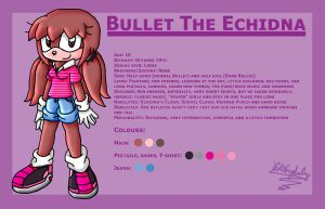 Bullet -REF- by ChibySoly