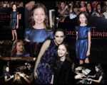Mackenzie Foy Renesmee Breaking Dawn LA Premiere by Maysa2010