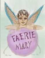 Faerie Mary in Color by FaerieDanse