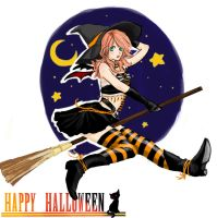 Vanille Halloween by AkiDead