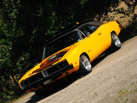 charger hemi I by AmericanMuscle