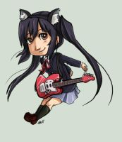 Comish - FC - Azusa by oneoftwo
