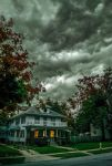 Spooky Fort Wayne Weather by redwolf518