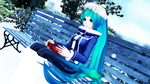 [MMD] Waiting for you by NightLightStar01