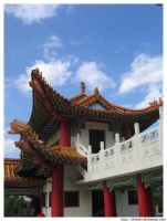 Temple by Chinsen