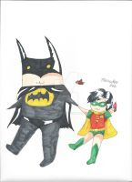 SPCH- Project Batman and Robin by Mimi-Mako