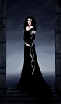 Yennefer of Vengerberg by HechiceraRip