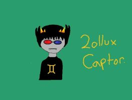 Sollux Captor (ITS A FAIL) by ThePrussianFlag